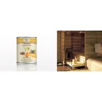 Масло-лазурь с воском для парной в бане, с серебром №2015, 1л. ÖLIA Naturfarben