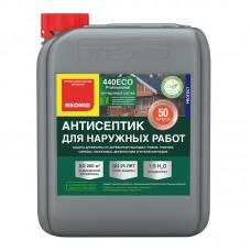 Антисептик для наружных работ NEOMID 440 ECO 5кг, концентрат 1:9