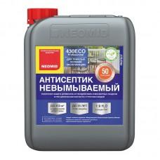 Антисептик-консервант невымываемый NEOMID 430 ECO 5кг, 1:9