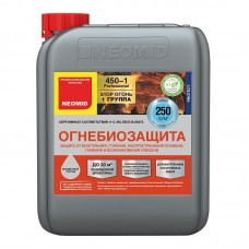 Огнебиозащита NEOMID 450-1 (1 группа), 30кг