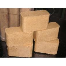 Топливные брикеты, 10кг - (упаковка - 12 брикетов)